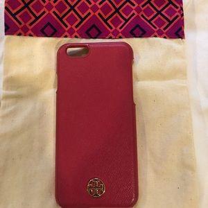 Tory Burch iPhone case